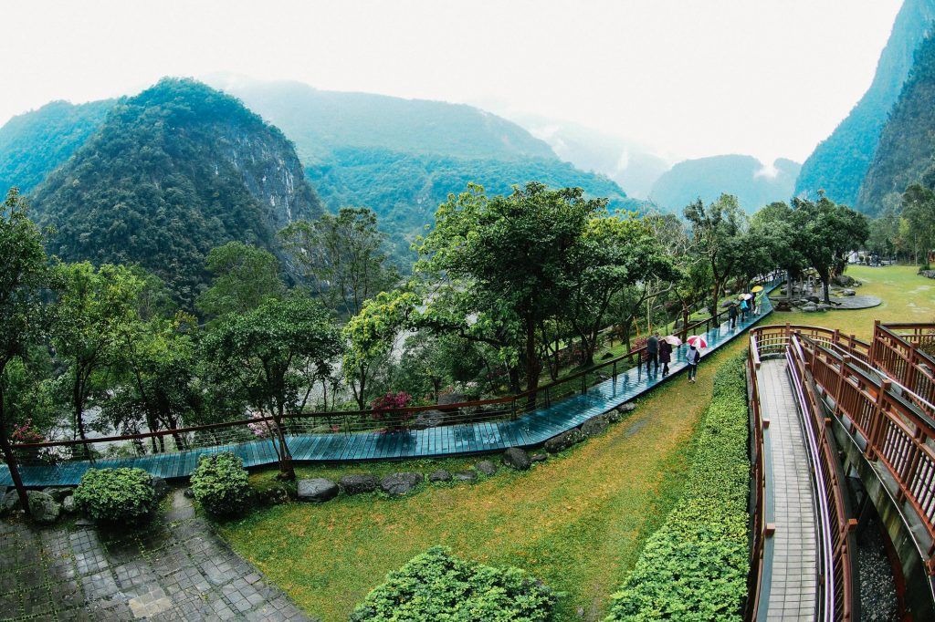 Taroko Gorge Visitors Centre
