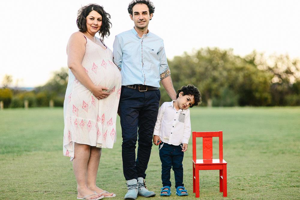 Nasim + Mohammad + Barad