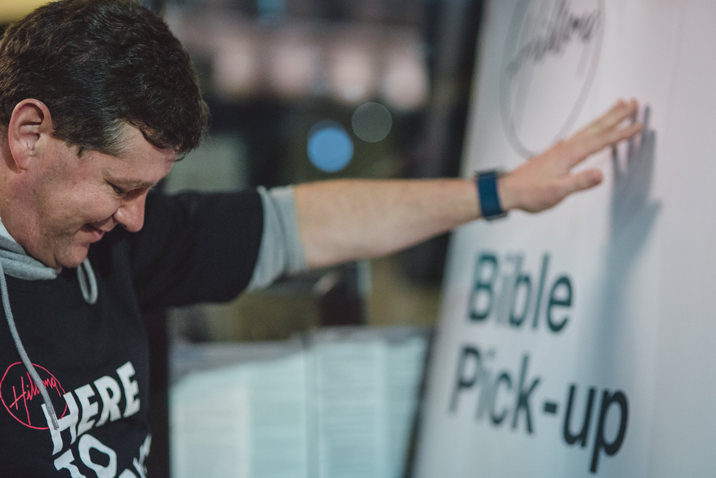 Bible Pick-Up