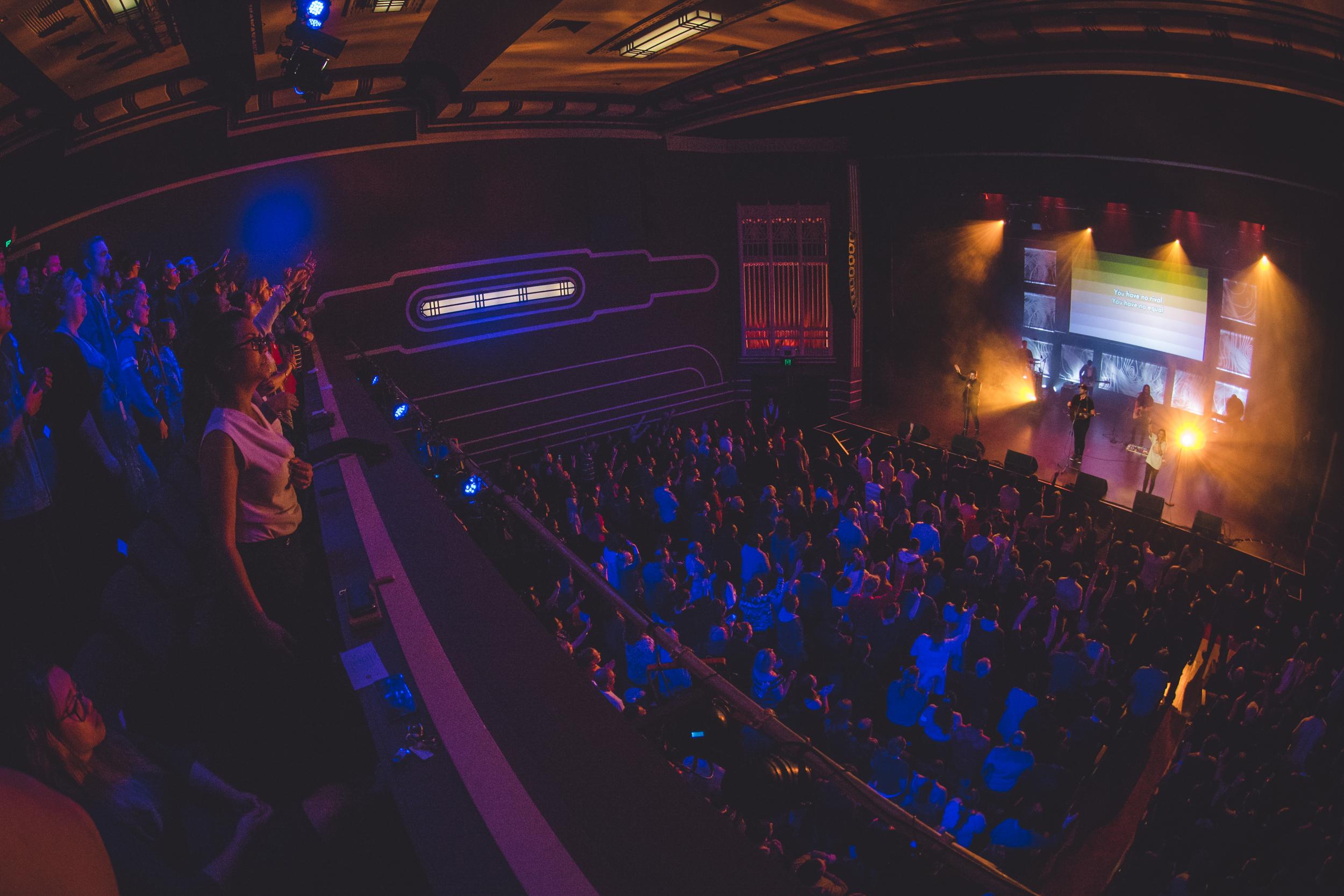 Praise and worship - Hillsong Perth