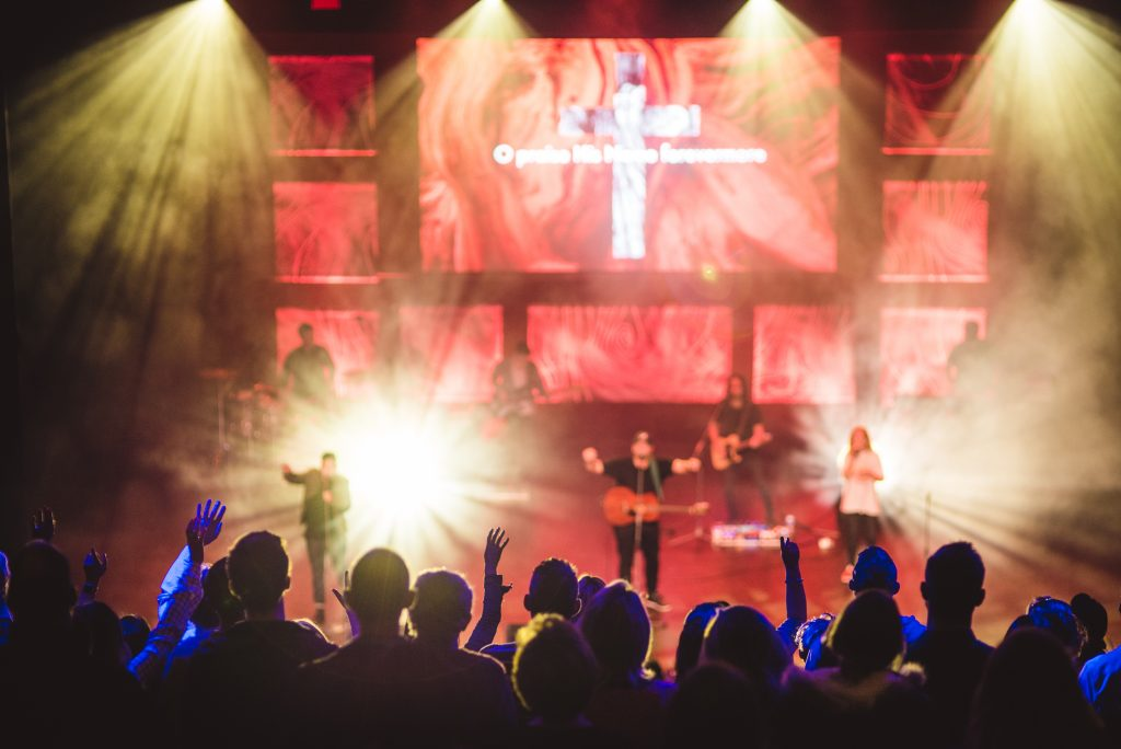 Praise and worship - Hillsong Perth