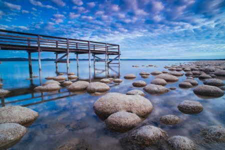 Thrombolites at Lake Clifton