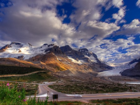 Columbian Icefield