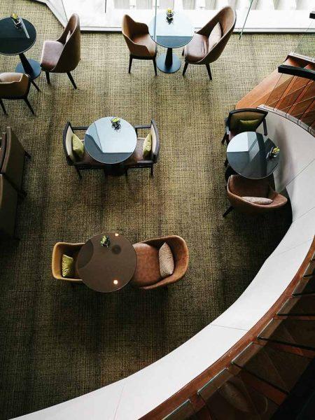 Hilton KL Executive Lounge